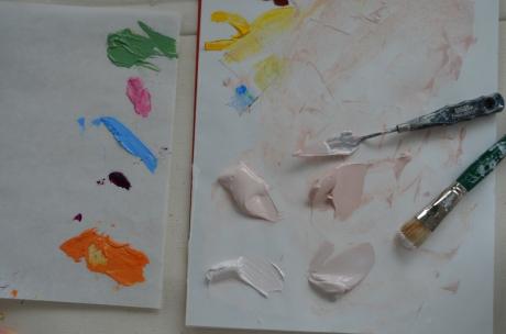 Tiarra Edmundson Artist Art vancouver Acrylic Paint Original Painting
